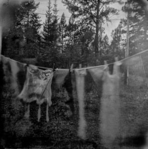 pinholed underwear