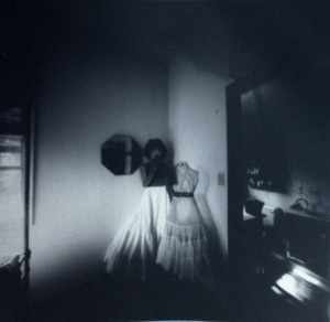 Purchased in London,and converted to a pinhole camera. F134 . Image inverted to positive using iPad .